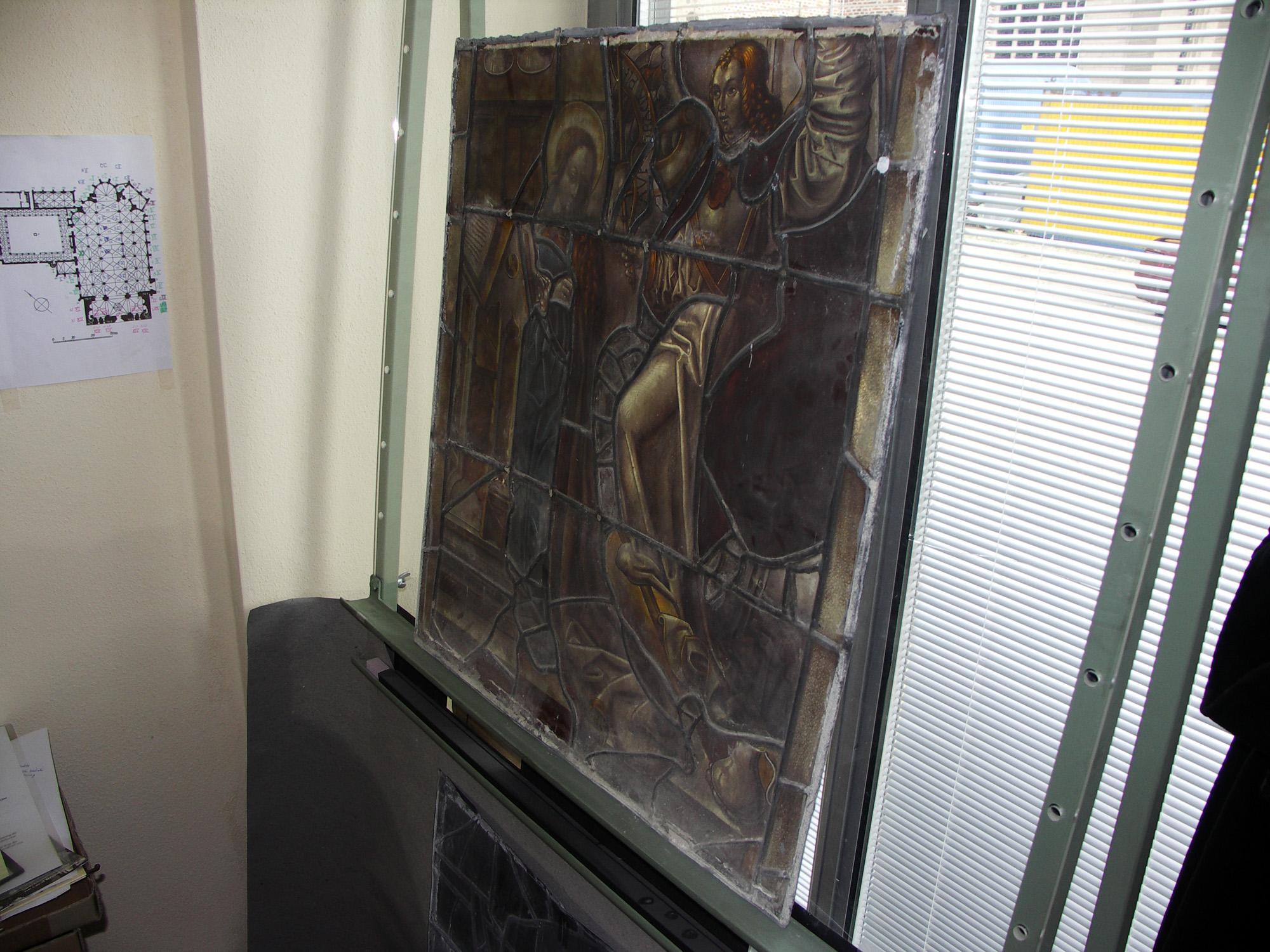 Die domfenster xanten live for Fenster xanten